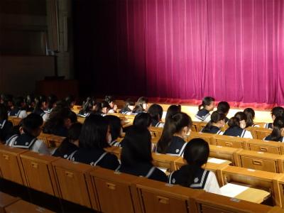 really cool 校長ブログ 中学校 高等学校 聖ヨゼフ学園